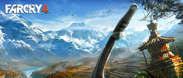 Far Cry 4 Sprachdateien