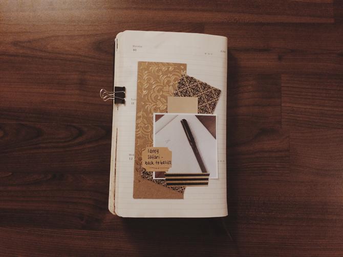 GET MESSY - AN ART JOURNAL CHALLENGE