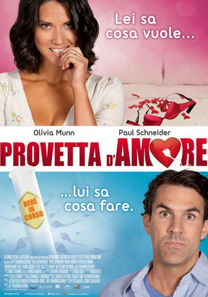 Provetta d'amore (2012) DVD9 Copia 1-1 ITA ENG SUBS
