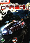 Need for Speed: Carbon Deutsche  Stimmen / Sprachausgabe Cover