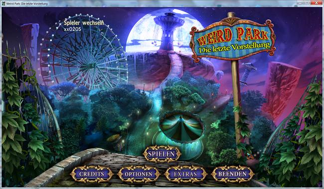 Weird Park 3: Die letzte Vorstellung [DE]