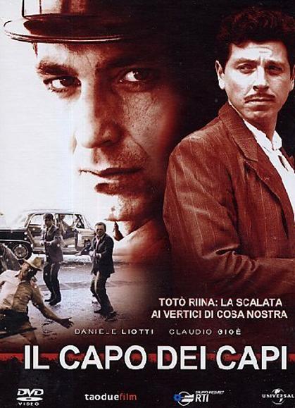 Il Capo Dei Capi (2007) [Miniserie Completa 3 DVD] DVD9 Copia 1-1 ITA by B&S