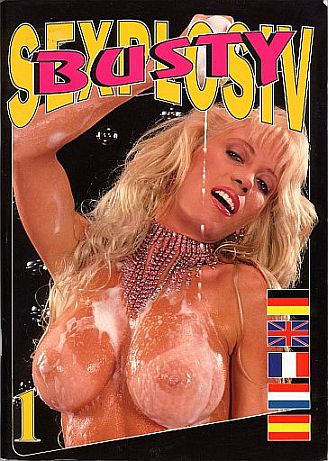 Busty Sexplosiv 1 Cover