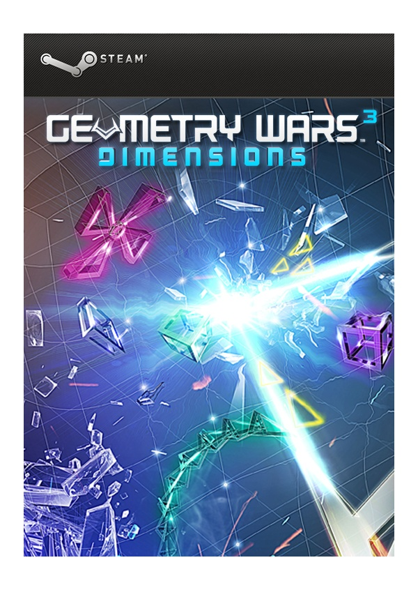 Geometry Wars 3 Dimensions – TiNYiSO