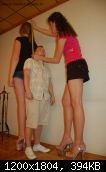 Tall Girl Small Boy - Barcroft TV