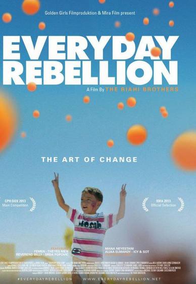 Everyday Rebellion – L'arte di Cambiare il Mondo ( 2013) DVD5 Copia 1-1 ITA ENG SUBS