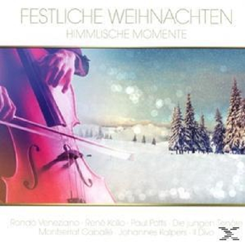 Pop festliche weihnachten himmlische momente 2014 for Il divo amazing grace mp3