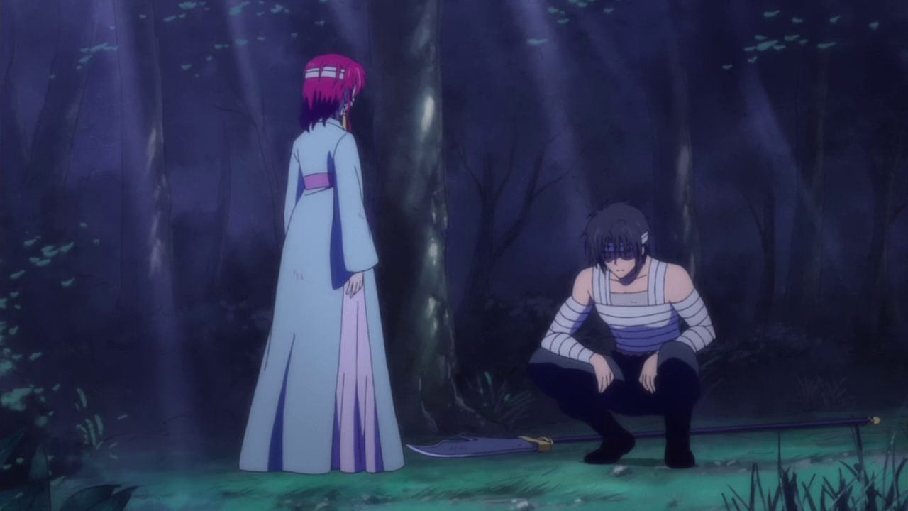 Akatsuki no Yona /  / Рассвет Йоны [AniDub] [Episode 07-09] [2014 / HDTVRip] [TV Anime]