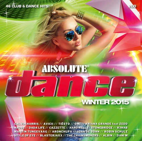 ABSOLUTE DANCE WINTER 2015 [ ALBUM ORIGINAL ]