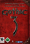 Gothic 3 Deutsche  Texte, Menüs, Stimmen / Sprachausgabe Cover