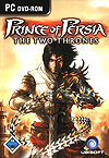 Prince of Persia: The Two Thrones Deutsche  Texte, Untertitel, Menüs, Videos, Stimmen / Sprachausgabe Cover