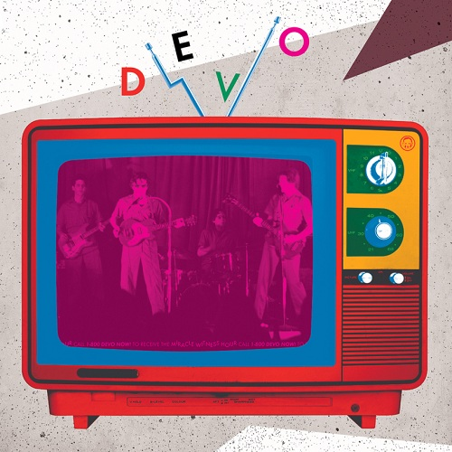 Devo ' Miracle Witness Hour (2014)