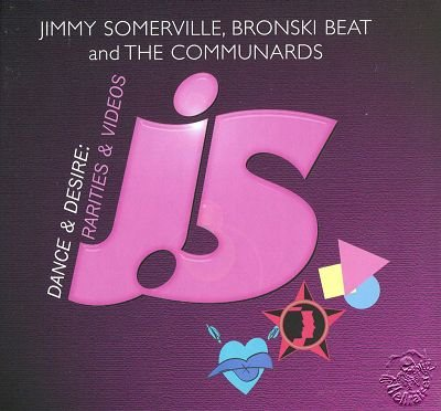 Jimmy Sommerville, Bronski Beat & The Communards - Dance & Desire (2014)