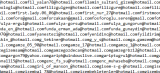 S�ral� Mail list. Ay�klama