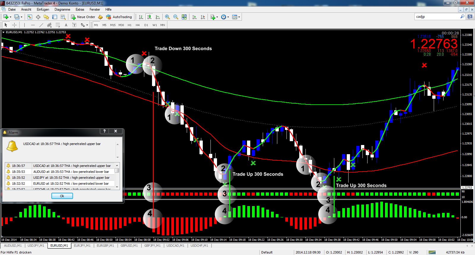 Binary options template