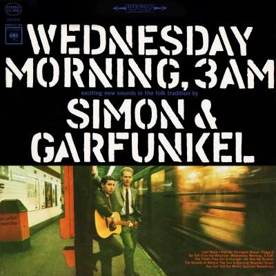 Simon & Garfunkel – Wednesday Morning 3AM 1964 (2014) 24bit FLAC