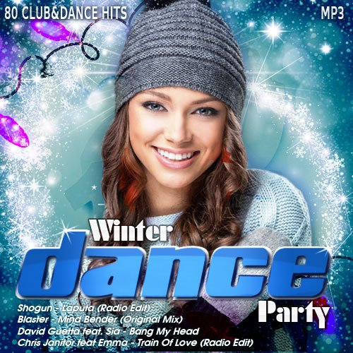 Winter Dance Party (2014)