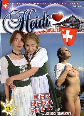Heidi - Das Luder Von Der Alm Teil 11 Cover