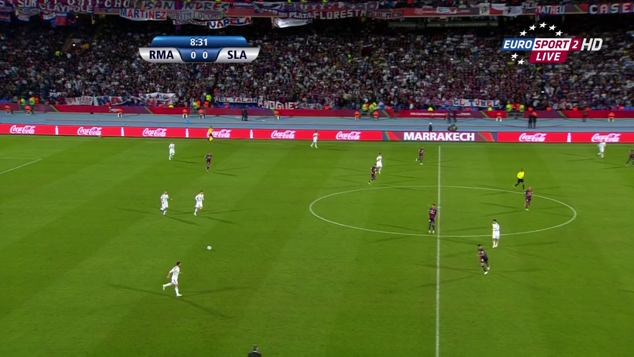 FIFA Club World Cup 2014 / Final / Real Madrid - San Lorenzo / Eurosport 2 [720p] [2014 / HDTVRip] [Sport]