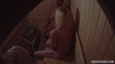 Czech Sauna 33