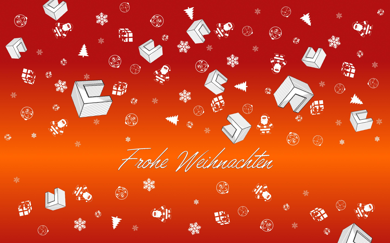 Kühl wünscht frohe Weihnachten