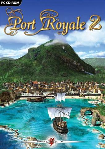 Port Royale 2 German CD  –  P2P