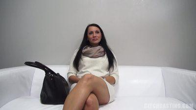 HD Czech Casting Zaneta 5112