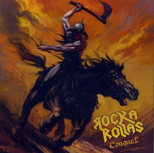 Rocka Rollas - Conquer (2012) [EP] 6zg2hcip
