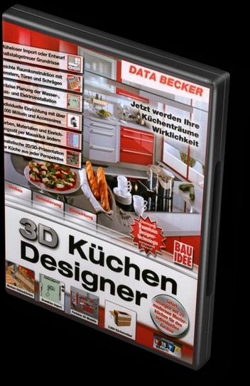 : Data Becker 3D Küchen Designer