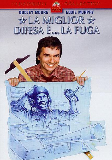 La miglior difesa è... la fuga (1984) DVD9 Copia 1-1 ITA GER ENG FRE SPA SUBS by B&S