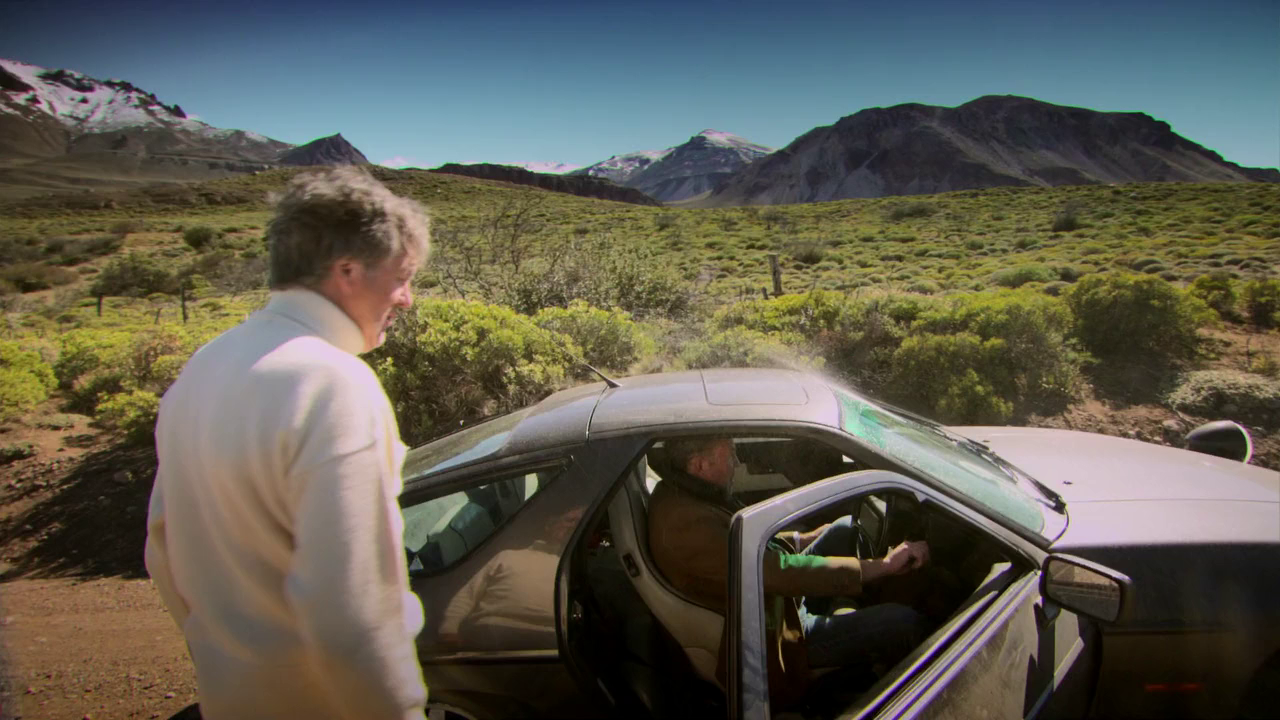 Top Gear: Patagonia  / Топ Гир: Спецвыпуск в Патагонии [AlexFilm][720p] [Episode 1] [2014 / HDTVRip] [Comedy / Sport]