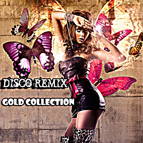 Disco Remix Gold Collection (2014)