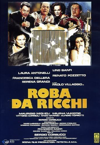 Roba da ricchi (1987) DVD5 Copia 1-1 ITA SUB by B&S