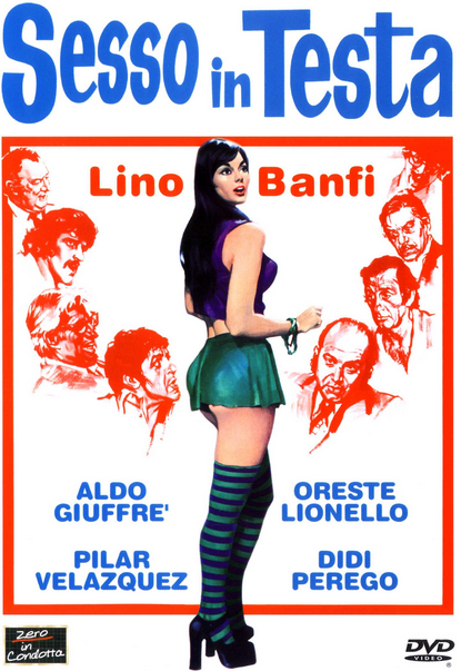 Sesso in testa (1974) DVD5 Copia 1-1 ITA by B&S