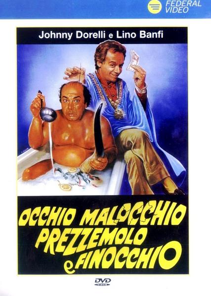 Occhio malocchio prezzemolo e finocchio (1984) DVD5 Copia 1-1 ITA SUB by B&S