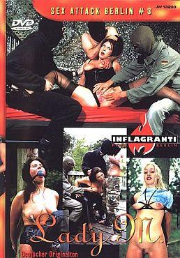 Sex Attack Berlin 3: Lady M. Cover