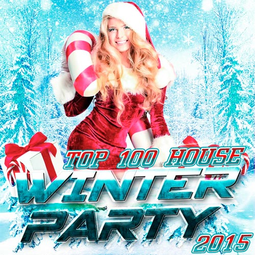 Winter Party - Top 100 House (2015)