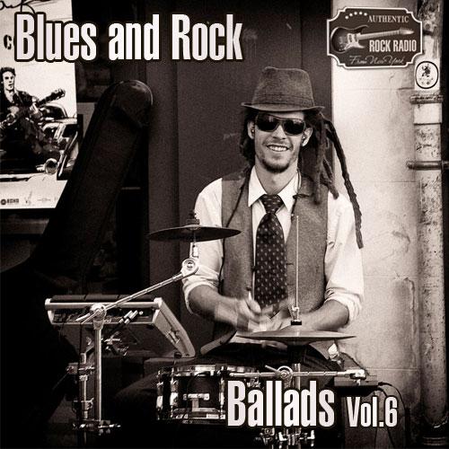 Blues and Rock Ballads Vol. 6 (2015)