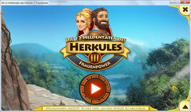 Die 12 Heldentaten des Herkules 3: Frauenpower [DE]