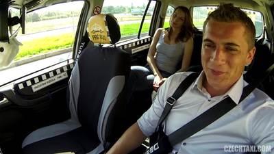 HD Czech Taxi 18