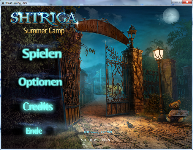 Shtriga: Summer Camp [Deutsch]