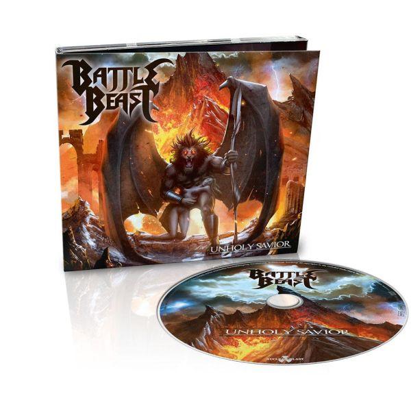 Battle Beast - Unholy Savior [Ltd.Edt.] (2015) 5fb27rdl