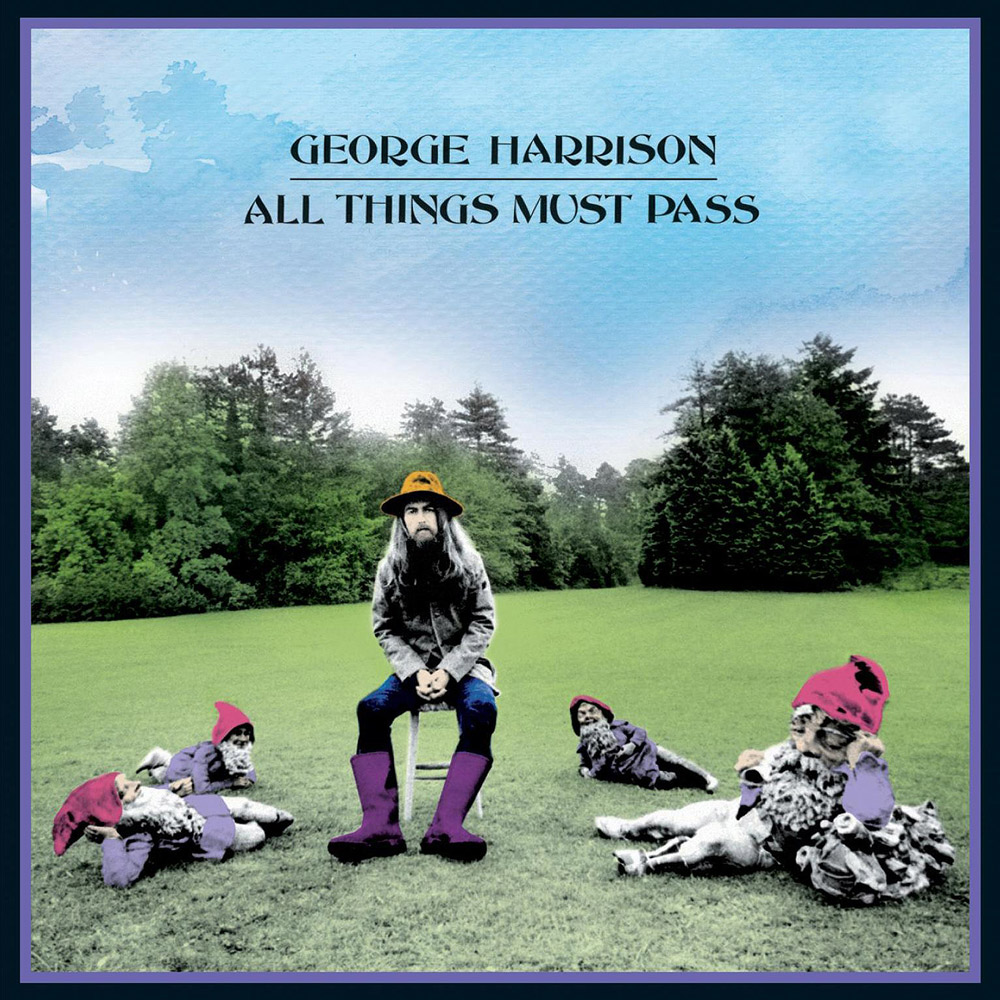 George Harrison – All Things Must Pass 1970 (2015) [24bit FLAC]