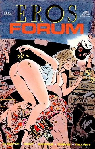 adult comics eros