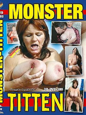 Monster Titten Cover