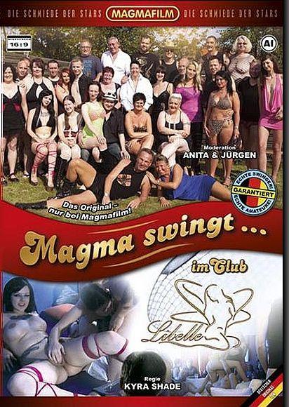 Magma swint im Club Libelle