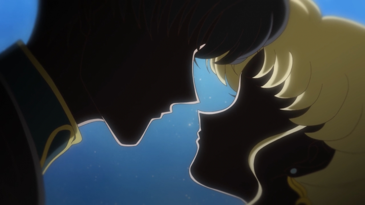 Sailor Moon Crystal  / Сейлор Мун Кристалл [AniDub] [Episode 13] [2014 / HDTVRip] [Other]