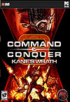 Command and Conquer: Kanes Rache Deutsche  Texte, Menüs, Videos, Stimmen / Sprachausgabe Cover
