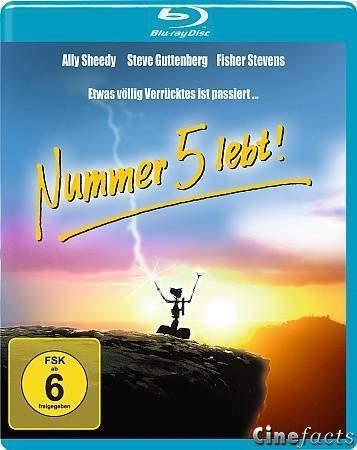 Ljrxxlsb in Nummer 5 lebt 1985 German DL 1080p BluRay x264