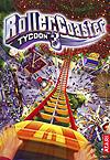 Rollercoaster Tycoon 3 Deutsche  Texte Cover